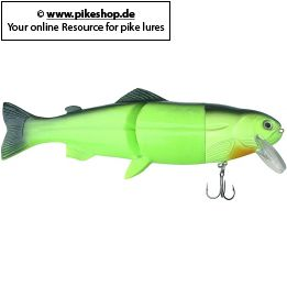 Farbe: CA Chartreuse Shad