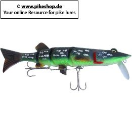 Farbe: DW Natural Pike