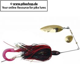 Farbe: EC Corrida (Black/Red/Gold)