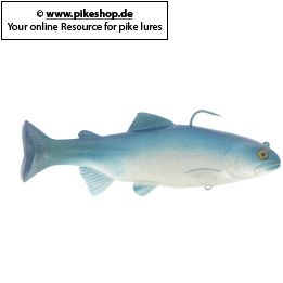 Farbe: HD Trout Silver / Blue Back