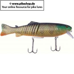 Farbe: JB Natural Perch