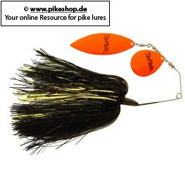 Farbe: JB Black / Orange
