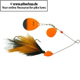 Farbe: LL Black/ Orange - Orange/ Black Blades