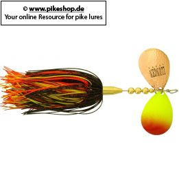 Farbe: LU Black Yellow Orange / Flame