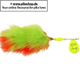 Farbe: MI Chartreuse Red / Chartreuse Black