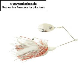 Farbe: RT White Red / Nickel