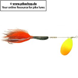 Farbe: SB Chartreuse / Orange Blade - Orange Tail