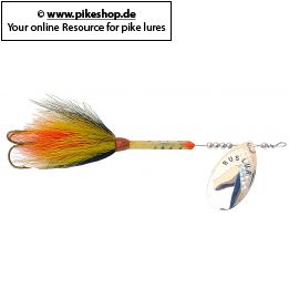 Farbe: SB Nickel Blade - Perch Tail