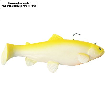 Boot Tail (Slow Sinker) - 20cm (8 Zoll)