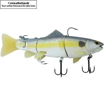 CB Chartreuse Shad