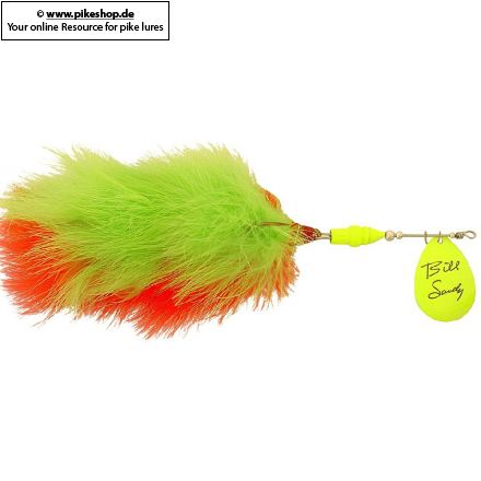 Bill Sandy Snap-Tail - 23cm (9 Zoll)