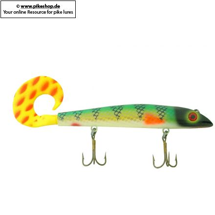 Squirrely Burt (unweighted) - 25cm (10 Zoll)