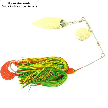 Pig Spinnerbait Medium - 25cm (10 Zoll)