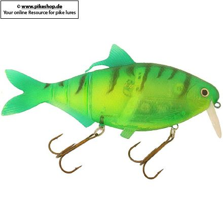 RS Chartreuse Yellow Firetiger