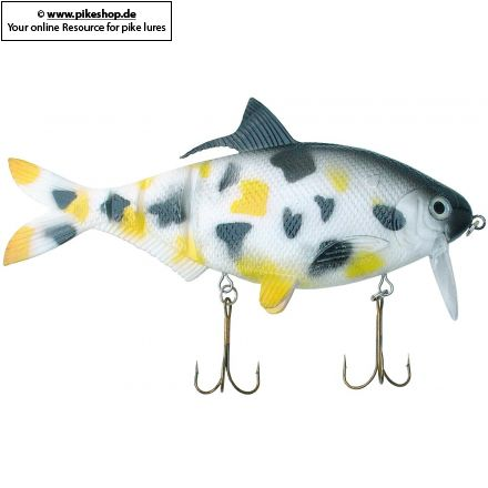 Shad Clone (Special Colours) - 25cm (10 Zoll)