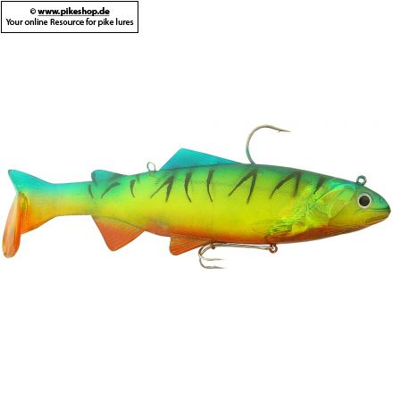 Bass Harasser (slow fall) - 25cm (10 Zoll)