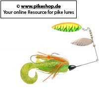 Esox Cobra Tandem Willow Spinnerbait - 27cm (11 Zoll)