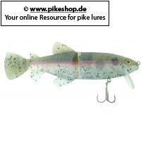 Soft Live Trout - 17cm (7 Zoll)