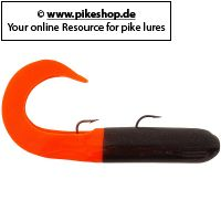 Twisted Tube (Double Single Hook) - 25cm (10 Zoll)