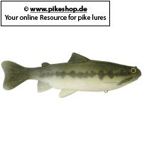 Real Prey Trout - 25cm (10 Zoll)