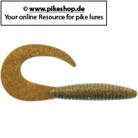 Big Tail Grub - 20cm (8 Zoll)