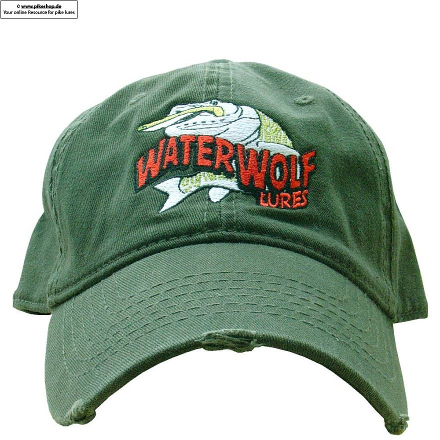 Waterwolf Lures Cap