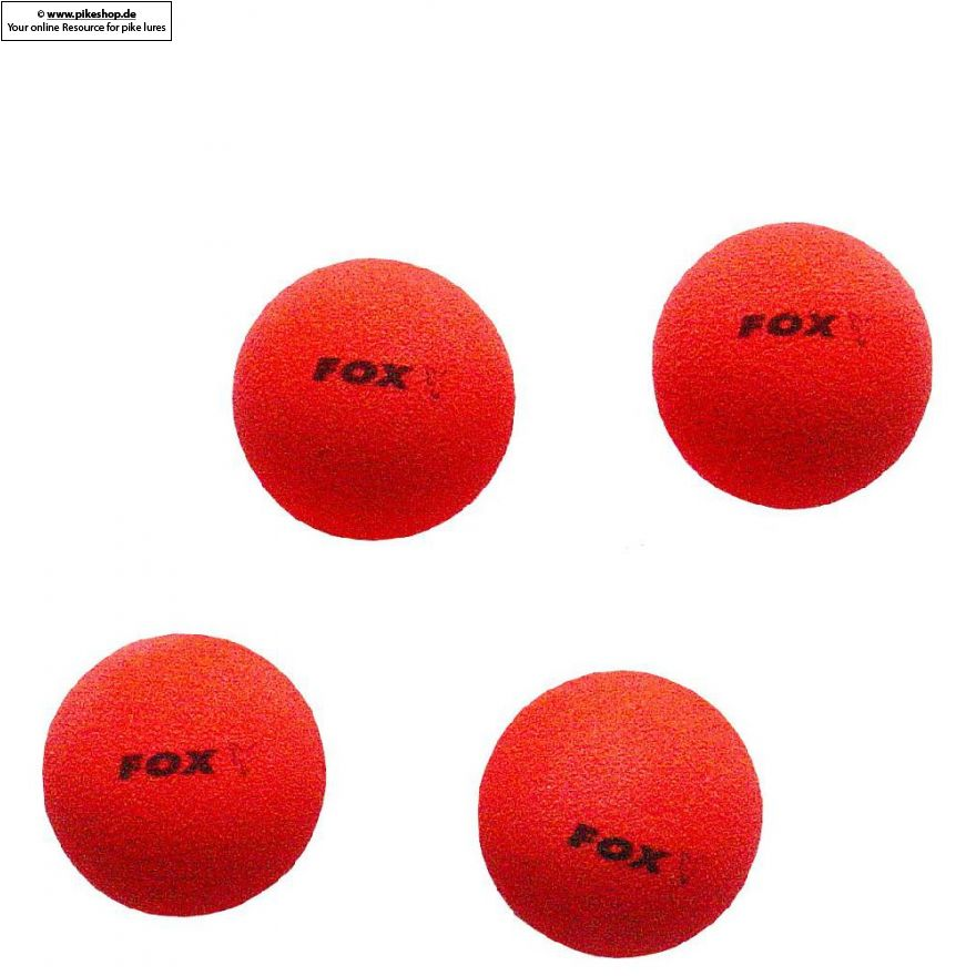 Fox Bait Poppers