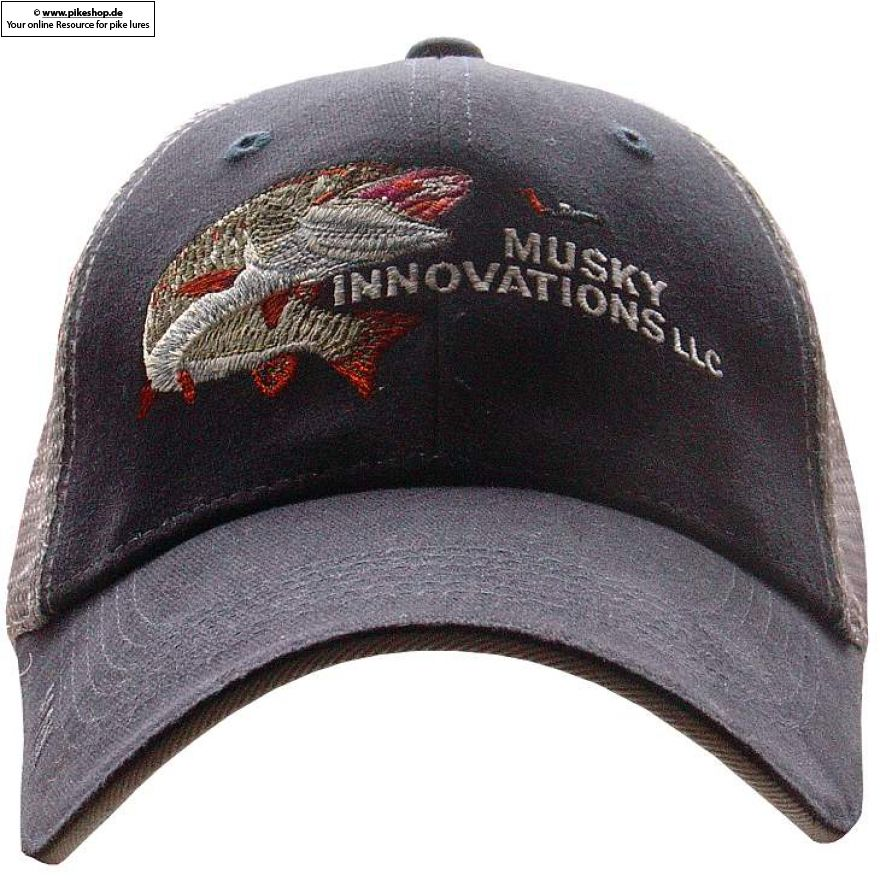 Musky Innovations - Summer Mesh Style