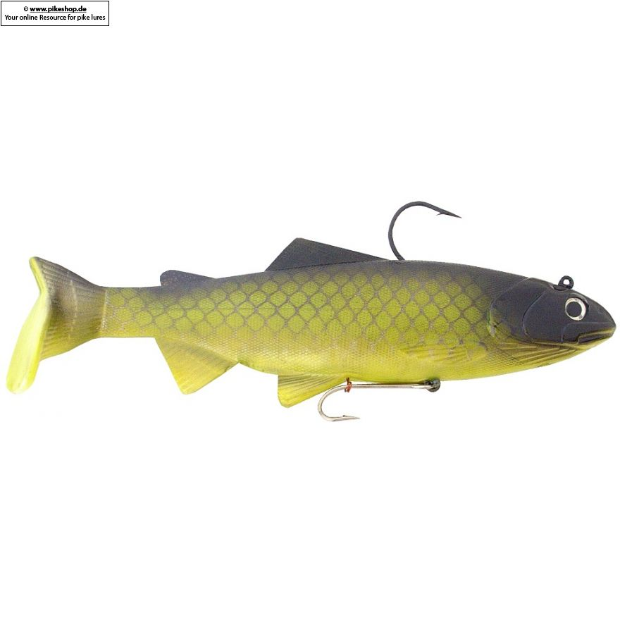 Bass Harasser (very slow fall) - 25cm (10 Zoll) - RS Carp