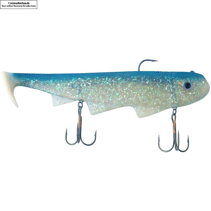 Shimmy Shad - 30cm (12 Zoll) - RS Blue Shiner