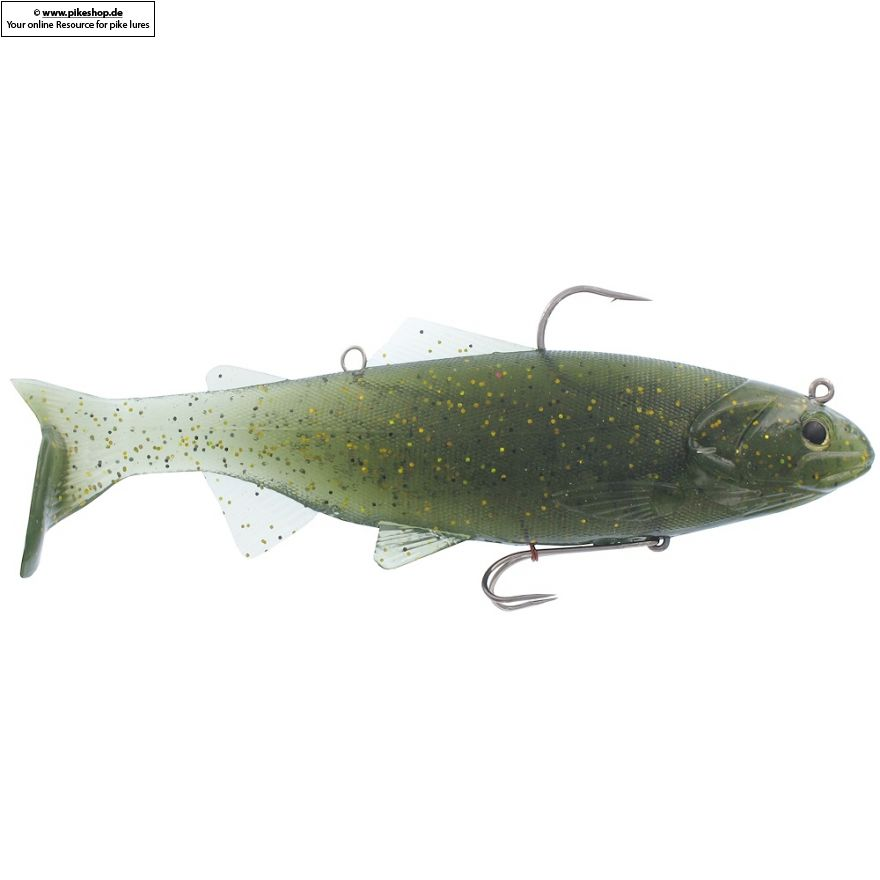 Bass Harasser (medium fall) - 20cm (8 Zoll)
