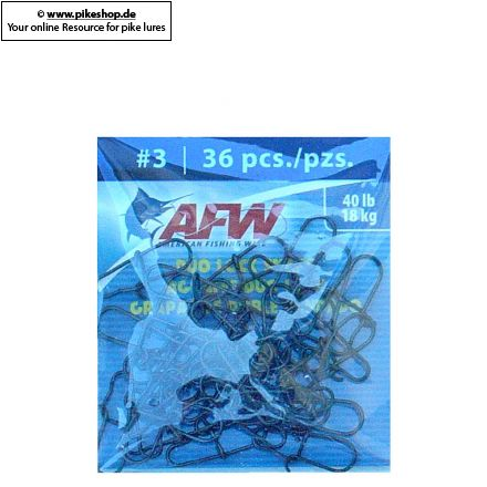 American Fishing Wire - Duo Lock Snap