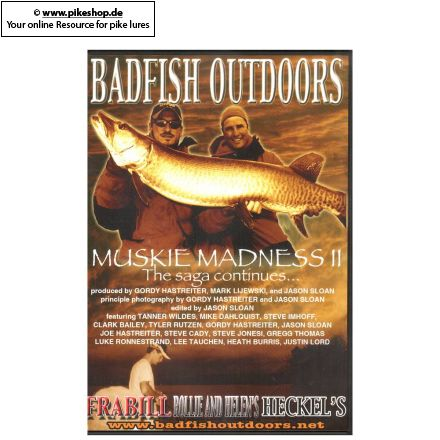 Badfish Outdoors - Muskie Madness II