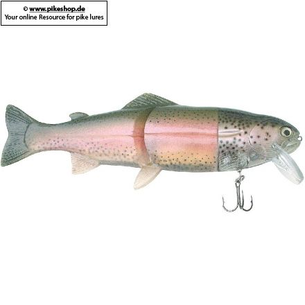 CA Ghost Rainbow Trout
