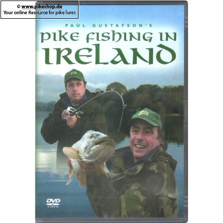 Pike Fishing in Ireland