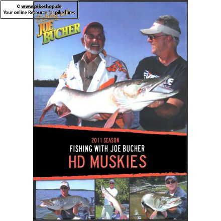 Joe Bucher - HD Muskies