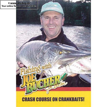 Joe Bucher - Crash Course on Crankbaits