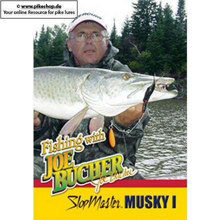 Joe Bucher - Slopmaster Musky I