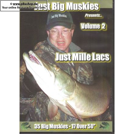 Just Big Muskies - Volume 2 - Just Mille Lacs