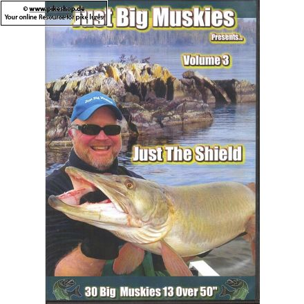 Just Big Muskies - Volume 3 - Just The Shield