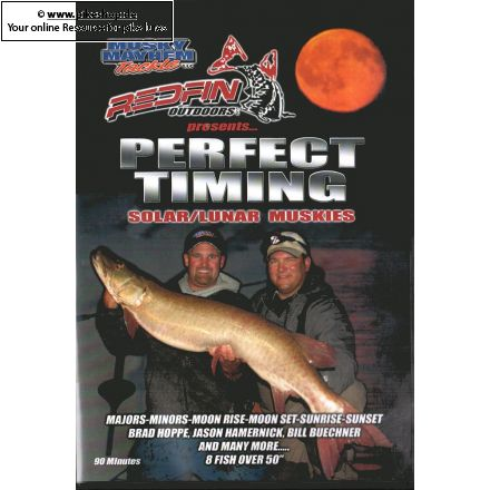 Musky Mayhem - Perfect Timing