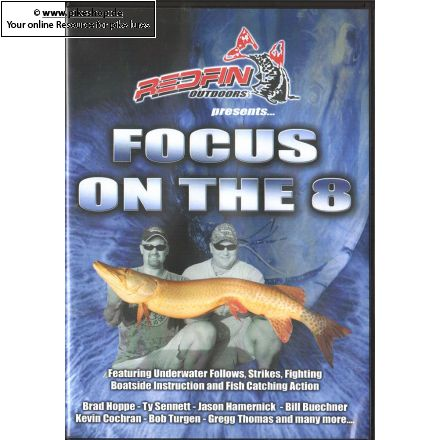 Musky Mayhem - Focus on the 8