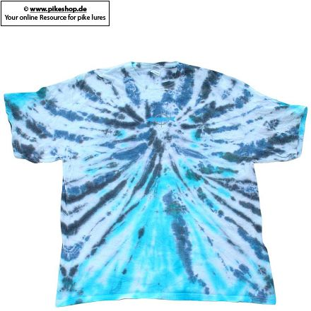Red October Baits Tie Dye T-Shirt
