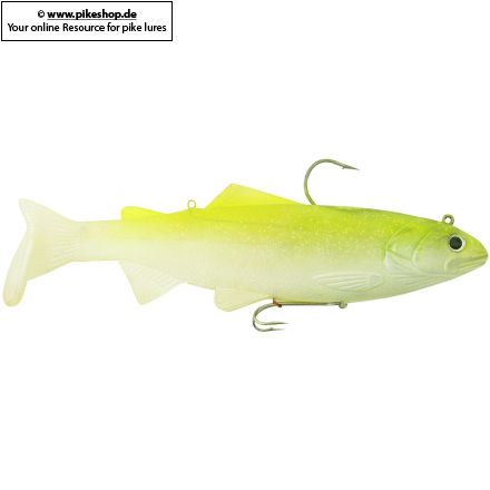 RS Chartreuse Top / Pearl Belly