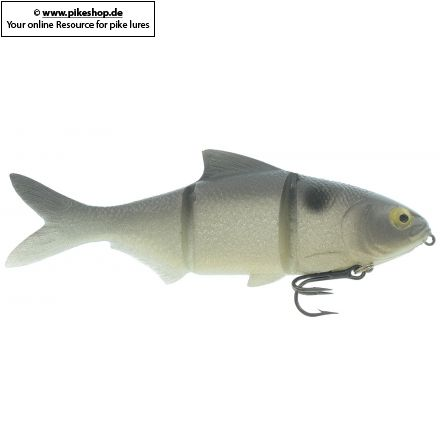 Platinum Threadfin (Slow Sinker) - 15cm (6 Zoll)