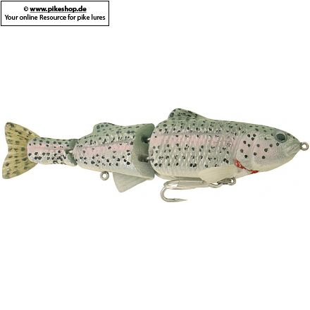 TY Rainbow Trout (Light Green Back)