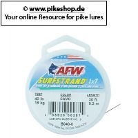 American Fishing Wire - 1x7 Leader Wire