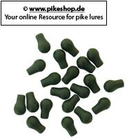 Fox Knot Buffer Beads