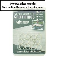 Joe Bucher Split Rings