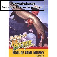 Joe Bucher - Hall of fame Musky - Series 1